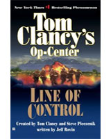 Line of Control - Tom Clancys Op-Center, Book 8