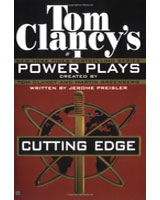 Cutting Edge - Tom Clancys Power Plays, Book 6