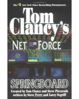 Springboard - Tom Clancys Net Force, Book 9