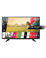 "LED Smart TV 49"" 49LH590V - LG"