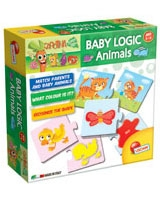 Carotina Baby Logic Animals - Lisciani Goichi