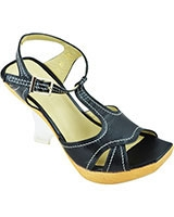 Heeled Sandal 13/46 Black - Oryx