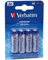 AA Alkaline Batteries - Verbatim