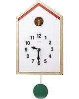 Quartz Wall Clock 4MJ412RH06 - Rhythm