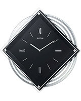 Value Added Wall Clock 4MP748WR02 - Rhythm