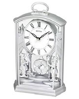 Desktop clock 4RP796WR19 - Rhythm