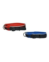 Padded Poly Clips Collar Large Size 5-1555 - ZooGo