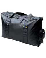 Folding Carry Bag - Travel Blue