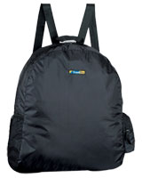 Folding Back Pack - Travel Blue