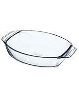 Glass Oval Roaster Optimum 35 cm - Pyrex