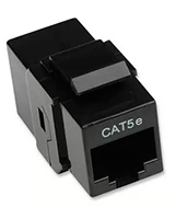 Cat5e Inline Coupler Keystone Type 504775 - Intellinet