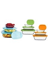 Set of Oven to Fridge 3 Pieces - Pyrex