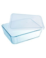 Rectangular Box Cook & Store 0.8 Liter - Pyrex