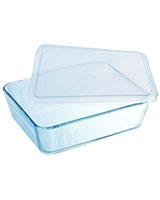 Rectangular Box Cook & Store 4.0 Liter - Pyrex
