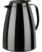 Basic Vacuum Jug Black - Emsa