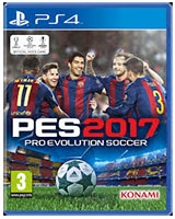 Pro Evolution Soccer 2017 English - PS4