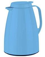 Basic Vacuum Jug 1 Liter Ice Blue - Emsa
