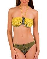 Bikini 5175 Green - Kom