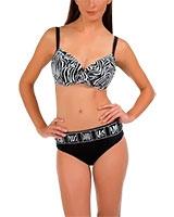 Bikini 5178 Black - Kom