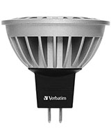 LED GU5.3 8W 4000K Neutral White - Verbatim