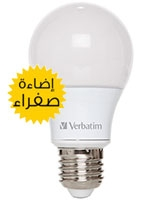 LED Classic A E27 6W Warm White - Verbatim