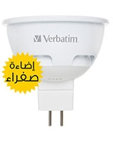 LED MR16 GU5.3 5.5W Warm White - Verbatim