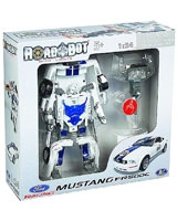 Ford Mustang FR 500C Roadbot With Lights - Happy Well