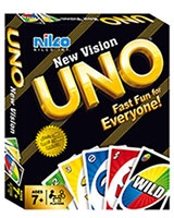 Uno travel card game - Nilco