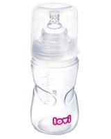 Self Sterilizing bottle 250 ml - Lovi