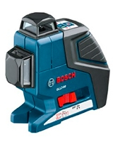 Dual Plane Leveling and Alignment Laser GLL 2-80 - Bosch