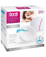 Dispsable Breast Pads Day&Night - 20 Pieces 019/606 - Lovi