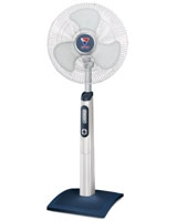 Stand Fan Jetty 18 with remote control - Nouval