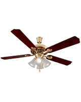 "Basha Ceiling Fan 52"" - Fresh"