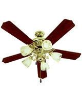 Victoria Ceiling Fan - Fresh