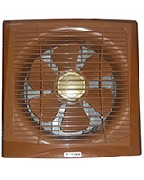 Two Directions Wall Ventilator 30 cm Brown - Fresh
