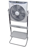 Amar Stand Fan With Remote - Fresh