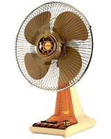 "Malika Desk Fan 16"" - Fresh"