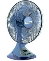 "Queen Desk Fan 16"" - Fresh"