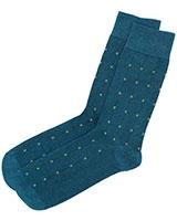 Casual Lycra Socks 6293 Petrol - Solo