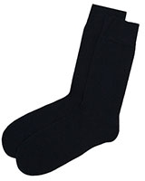 Casual Lycra Socks 422 Black - Solo