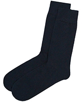 Casual Lycra Socks 422 Blue - Solo