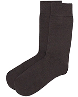 Casual Lycra Socks 422 Brown - Solo