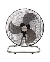 "Floor Fan 18"" Metal Blades MT-18FF - Media Tech"