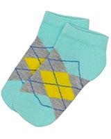 Teens Socks 6223 Turquoise - Solo