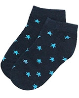 Teens Socks 6241 Dark Navy - Solo