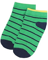 Teens Socks 6246 Green - Solo