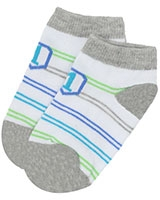 kids Socks 6255 White - Solo