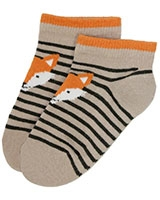 kids Socks 6258 Beige - Solo