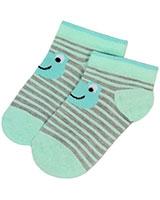 kids Socks 6259 Turquoise - Solo