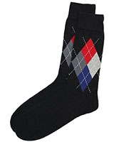 Casual Lycra Socks 6264 Black - Solo
